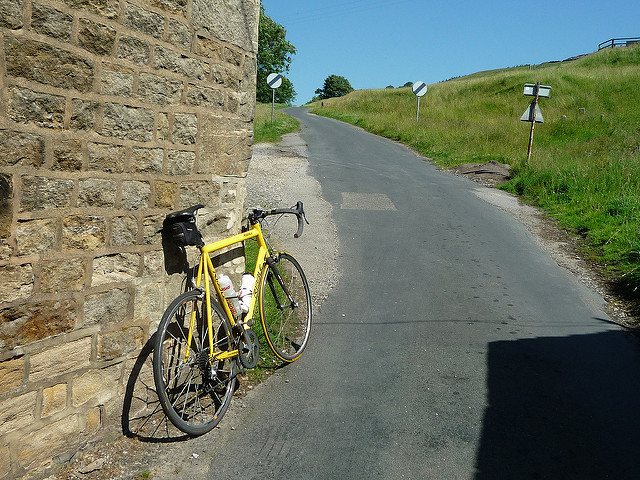 Cycling Yorkshire Dales