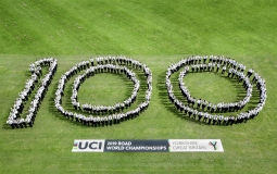 100 days to the UCI 2019 Yorkshire Worlds