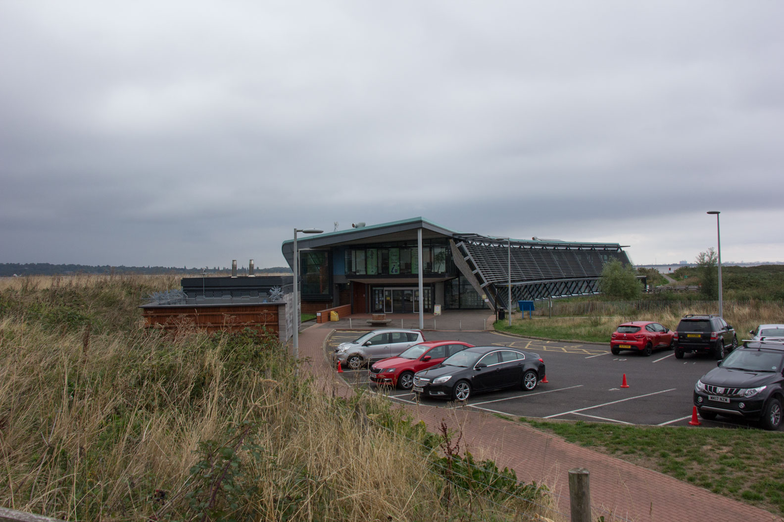 Water's Edge centre, Barton