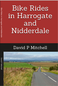 Bike Rides in Harrogate and Nidderdale cover