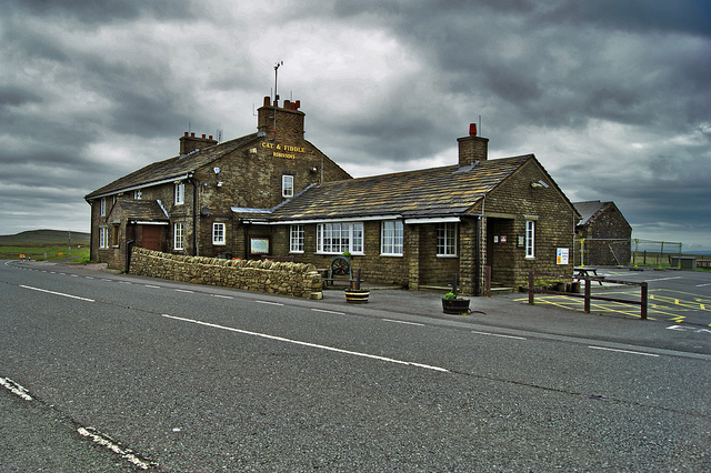Cat & Fiddle pub