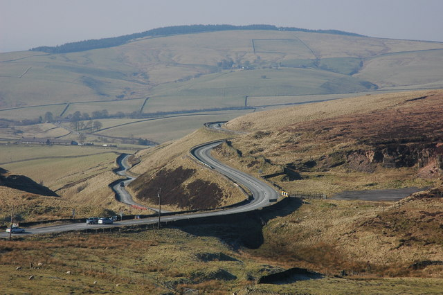 Cat & Fiddle road