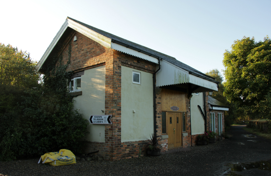 Accommodation at the Station House, Cloughton