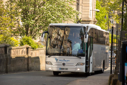 Coach in Harrogate