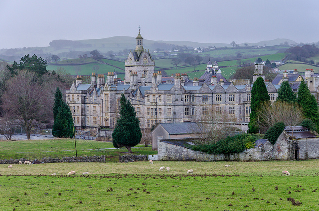 North Wales Hospital, Denbigh