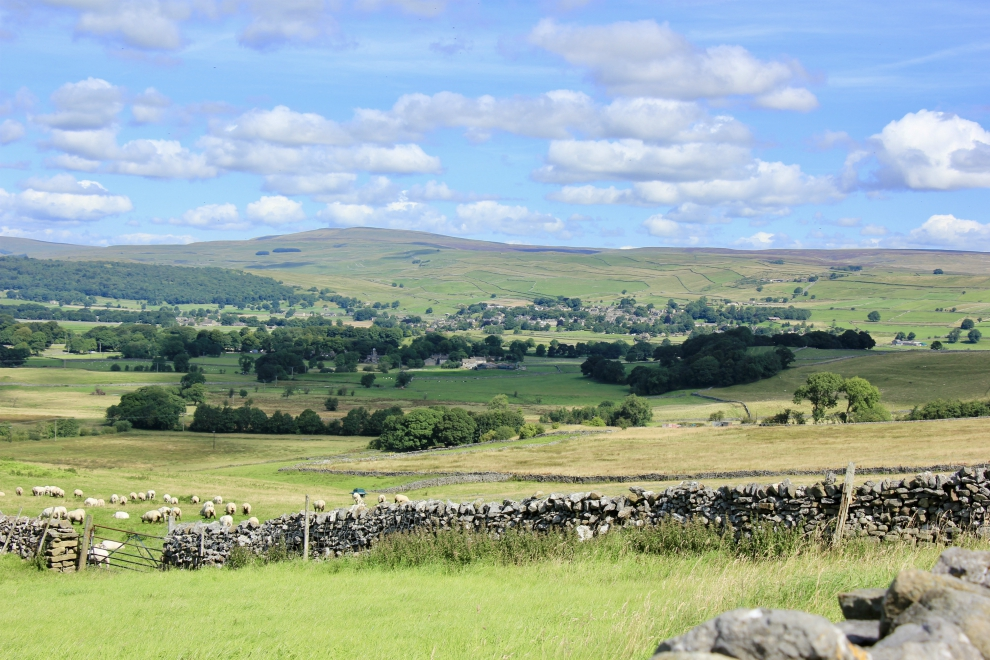 View of Grassington