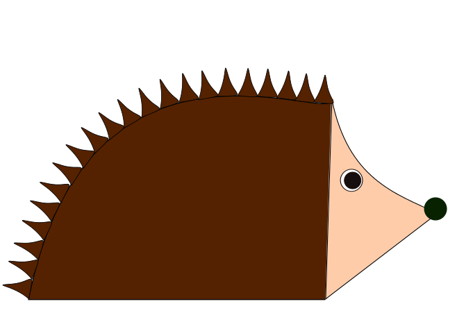 Hedgehog Cycling logo