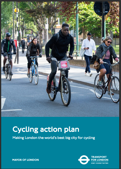 London Cycling Action Plan