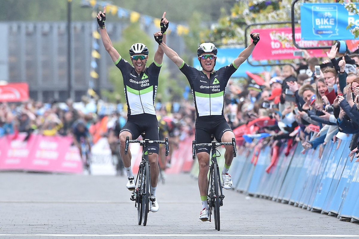 Serge Pauwels wins Stage 3, Tour de Yorkshire 2017