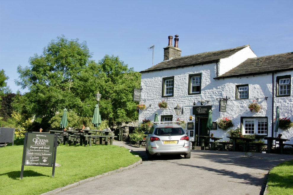 Queen's Arms, Littondale
