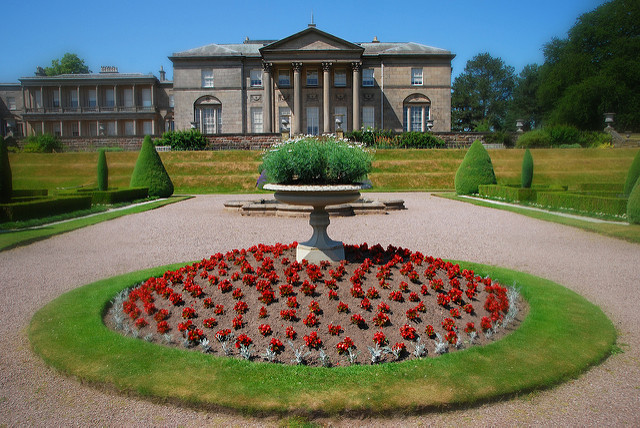 Tatton Park Mansion